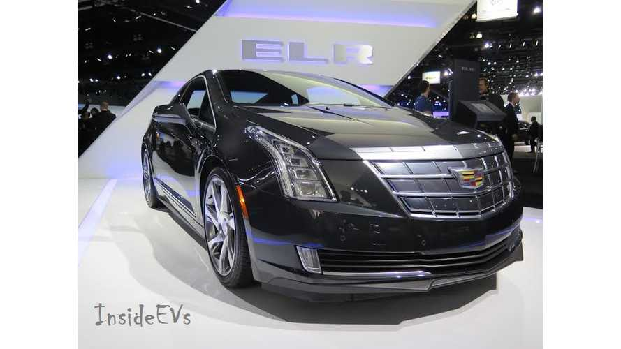 New Cadillac Boss Discusses ELR's