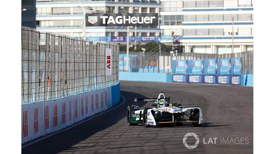 di Grassi On Pole For Punta del Este Formula E, But Under Investigation