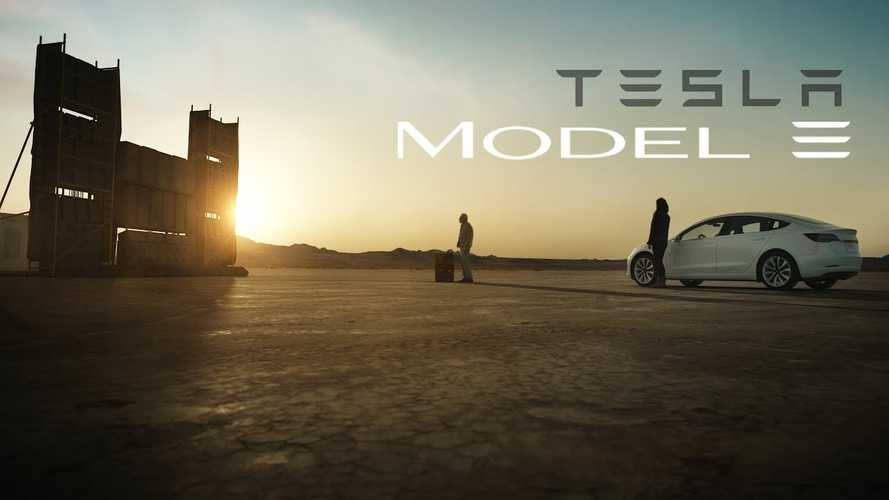 Fan-Made Tesla Model 3 Commercial Makes You Feel Its Soul