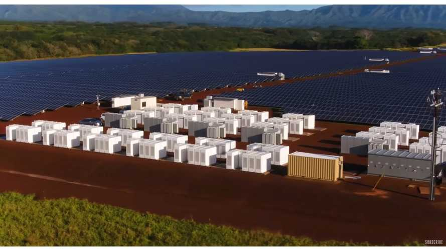 Watch To Find Out Why Tesla's Massive Powerpack Systems Really Matter