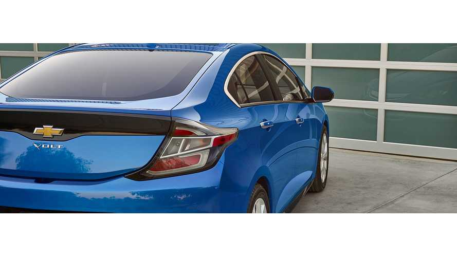 Chevrolet Volt Is The Only U.S.-Made, American Car To Receive IIHS Top Safety Pick+ Rating