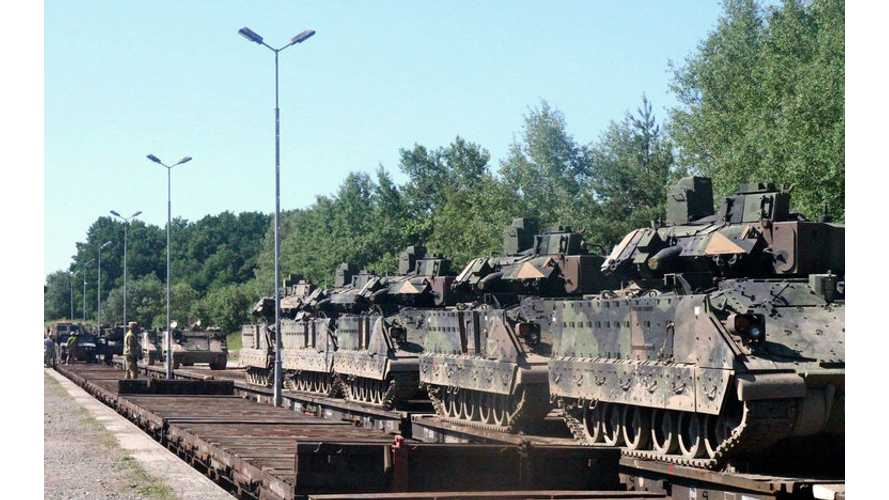Army Envisions All-Electric Brigades