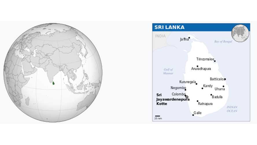 ABB Will Charge Up Sri Lanka With Fast Charger Network