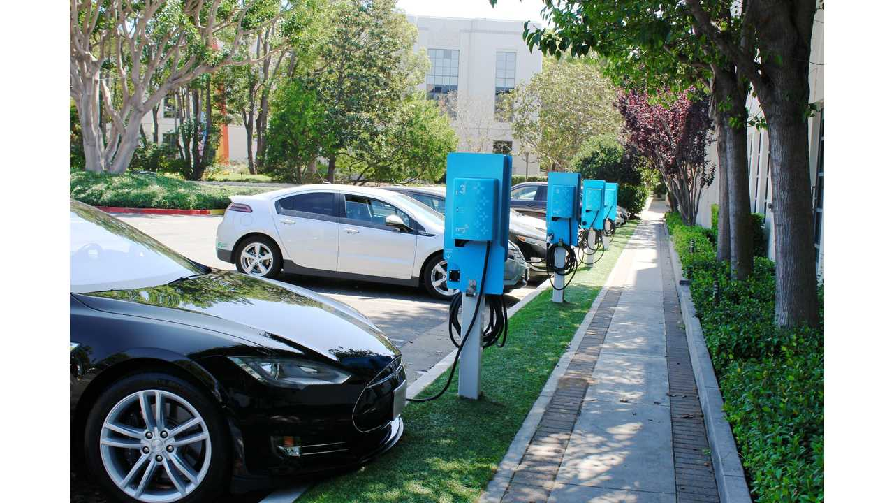 NRG eVgo Lays Claims To Largest Commercial Charging Station Installation