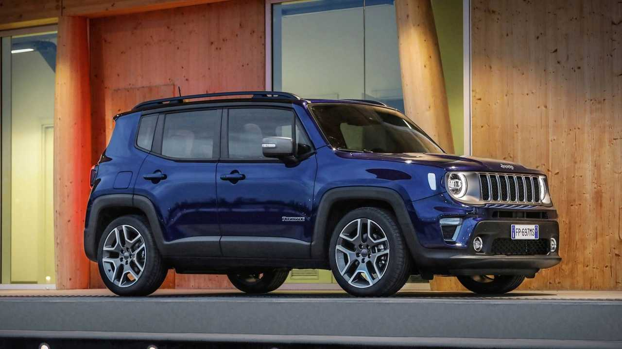 7. Jeep Renegade: $1,338