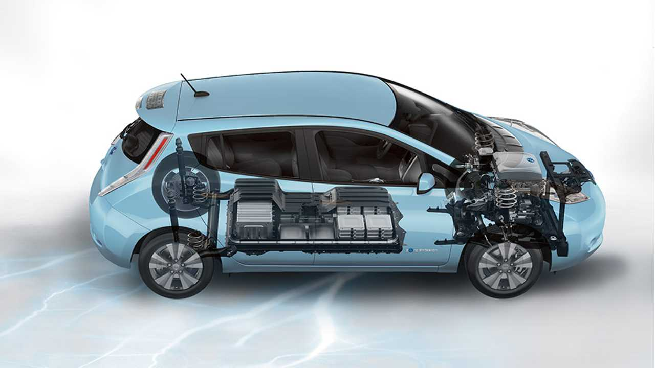 Nissan & 4R Energy Partner With Green Charge Networks For Commercial Energy Storage