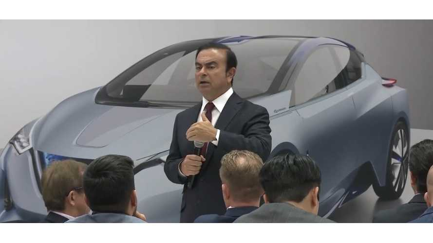 Carlos Ghosn: Fiat Taking Risky Stand On EVs, Fight Is On Against Chevy Bolt