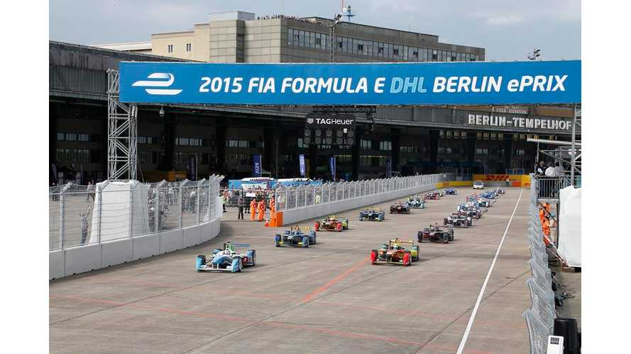 Fully Charged Formula E - Video