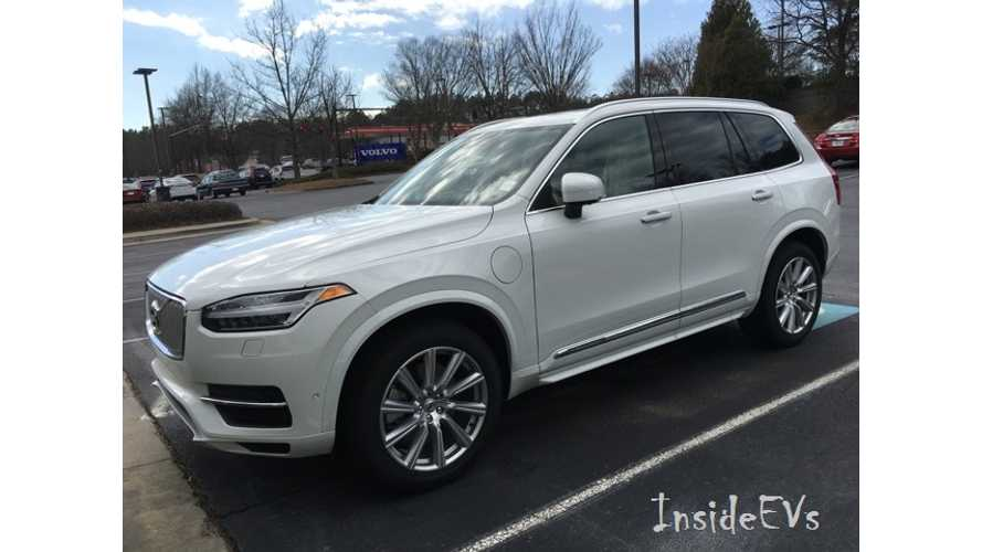 Volvo XC90 T8 Test Drive Review