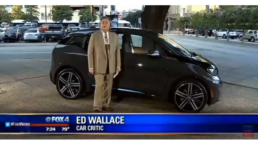 Fox News 4: BMW i3 REx Review - Video