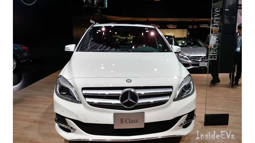 Mercedes-Benz B-Class Electric Drive Dead, No Replacement Planned