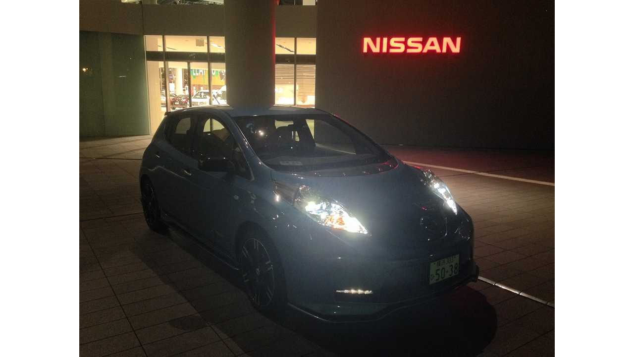 Nissan LEAF Sales Fall In January 2015 For First Time In 2 Years In US