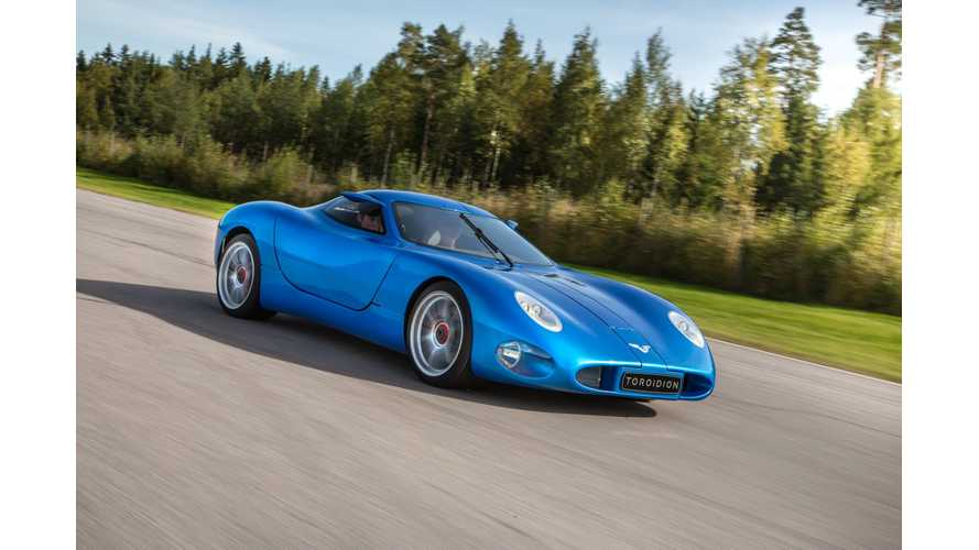Toroidion 1MW Concept Presented In New Video