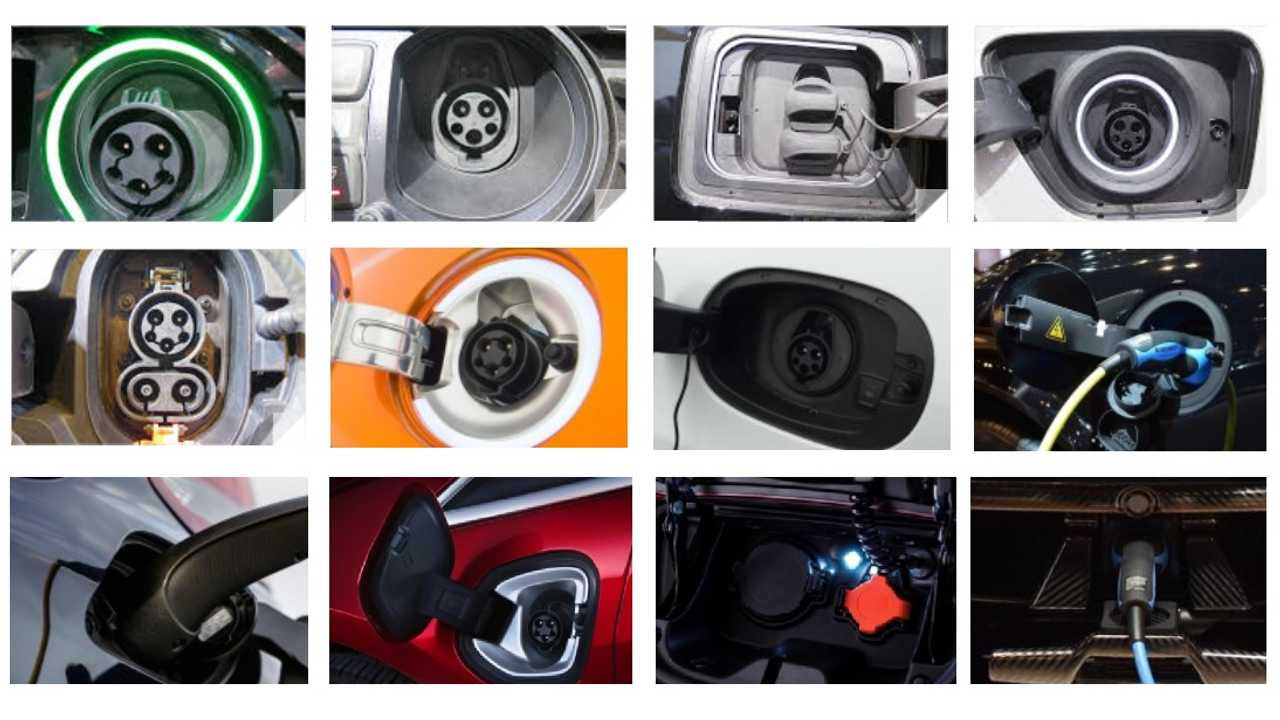 Plug-In Vehicle Charge Port Quiz - If You Get Them All, You Really Need To Get Out More ... or write for us