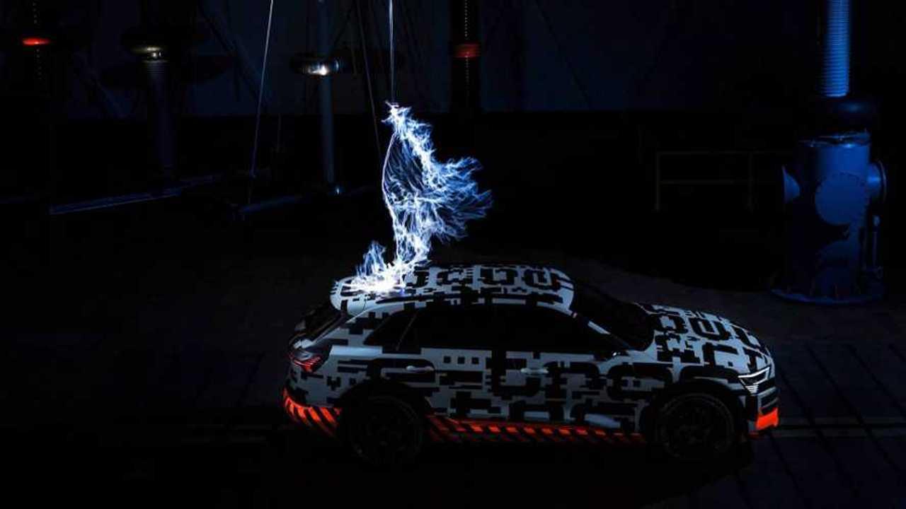UPDATE e-Tron Priced: German EV Wave: Audi e-tron vs. Mercedes EQC vs. BMW iNEXT