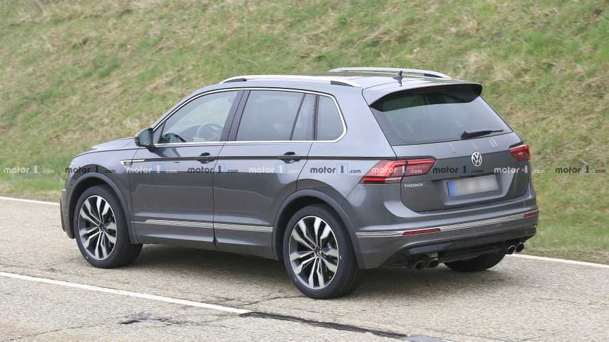2020 VW Tiguan R, Changes, Coupe >> Rumors Volkswagen News And Trends Motor1 Com