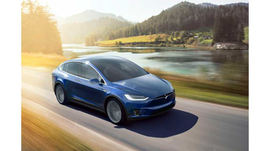 Tesla Model X To Make Public UK Debut At The Goodwood Festival of Speed