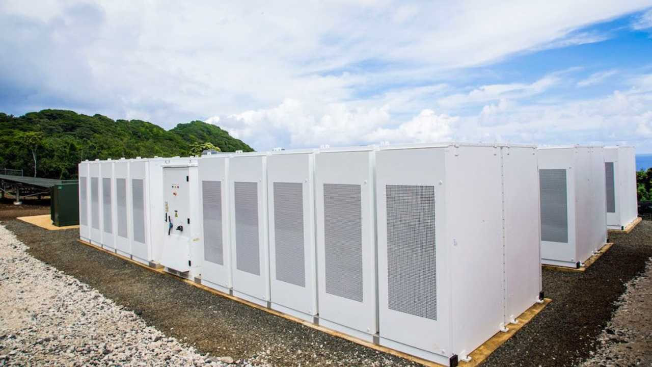 Tesla Powerpack & Craft Beer Come Together At Sierra Nevada Brewing Company