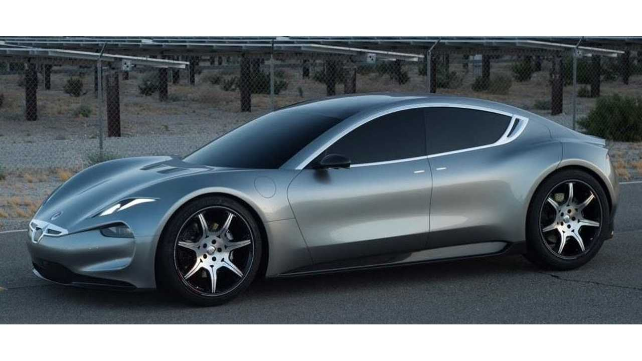 Fisker Ends Tie Up With
