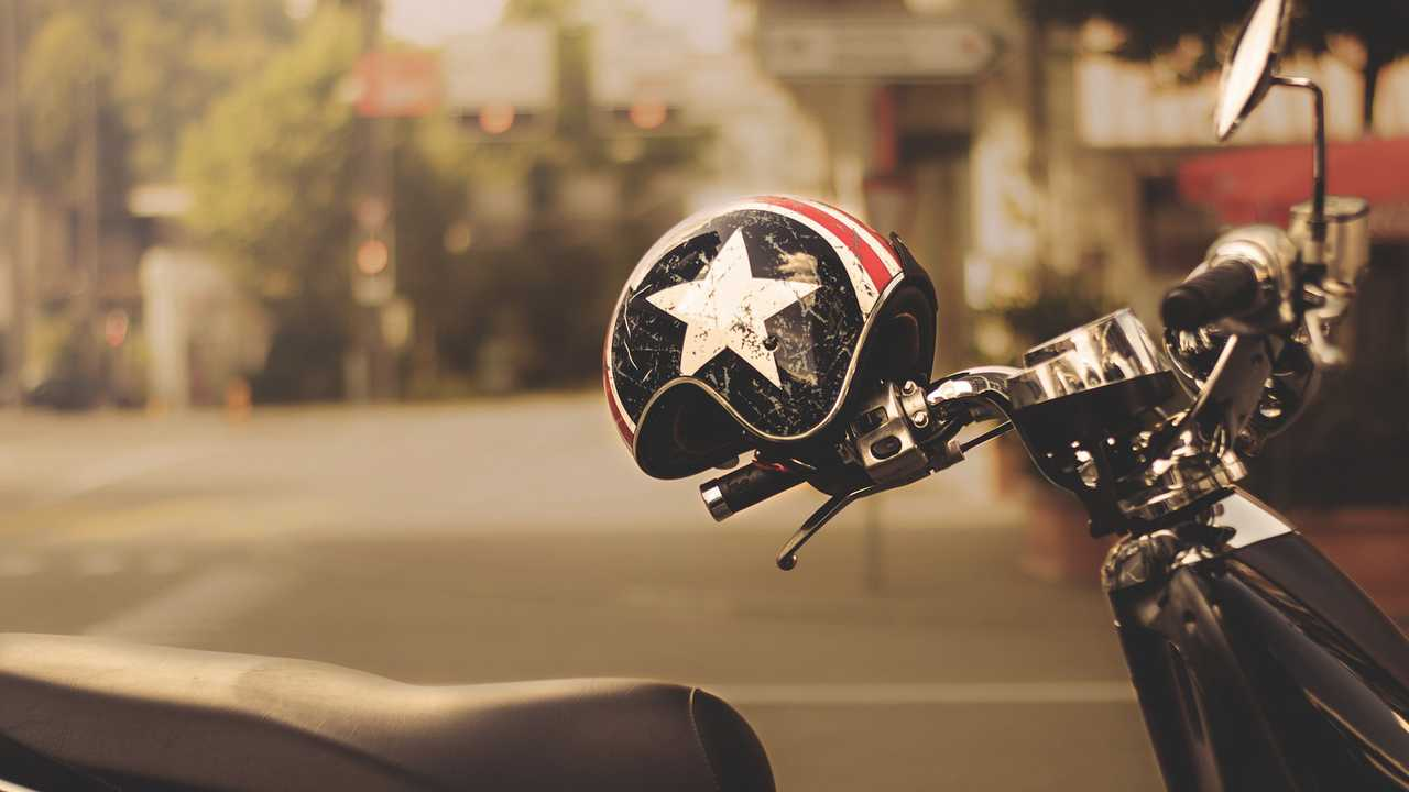 Honda Helmet And E-Scooter Patent
