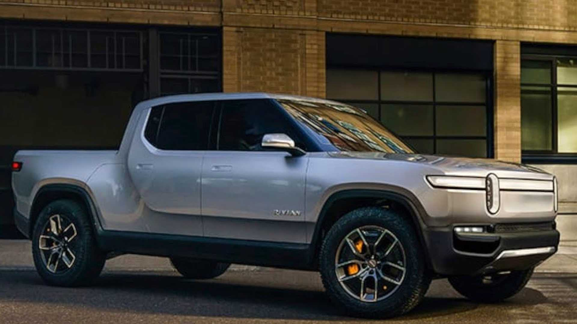 See The Rivian R1T In More Detail Here