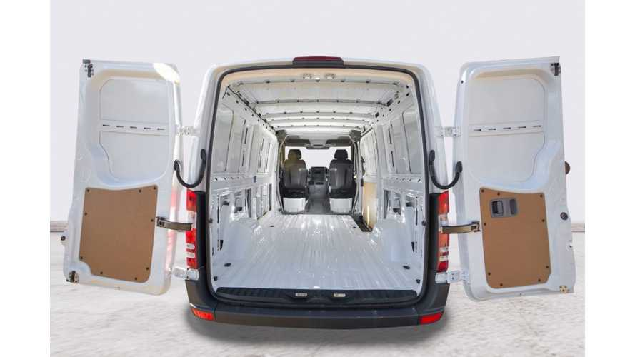 GreenPower EV Star CarGO Van With Huge Payload Revealed