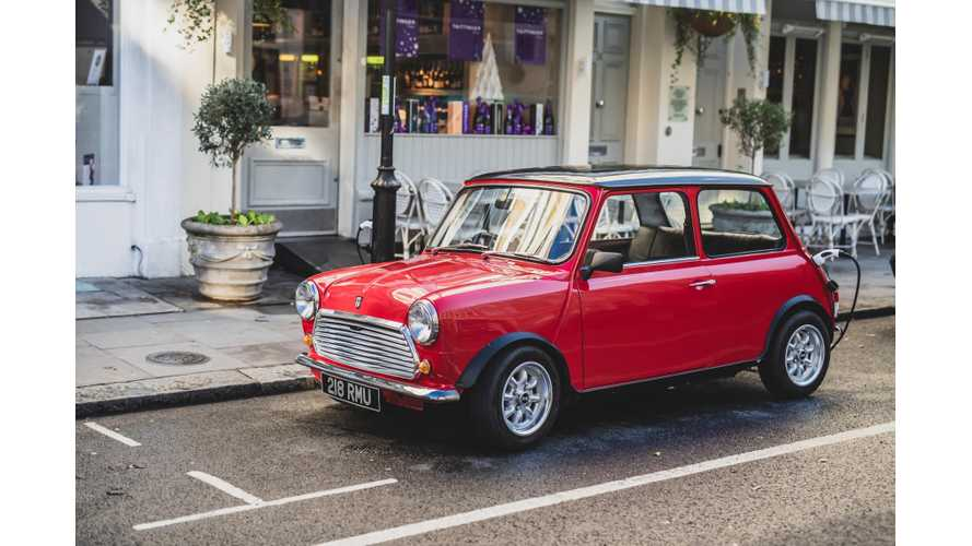Swind E Classic Mini: Fully-Restored Electric Priced From $100,000