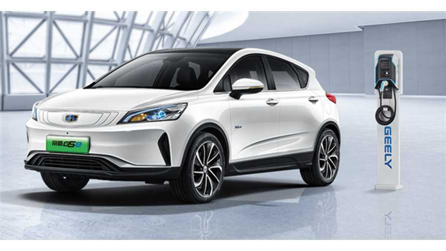 Geely To Launch New Emgrand GSe BEV With More Range