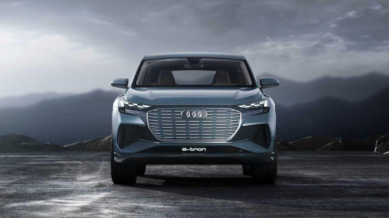 Концепция Audi Q4 e-tron