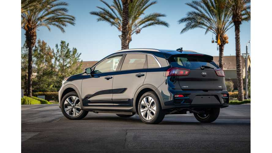 MotorTrend Provides First Drive Review Of 2019 Kia Niro EV