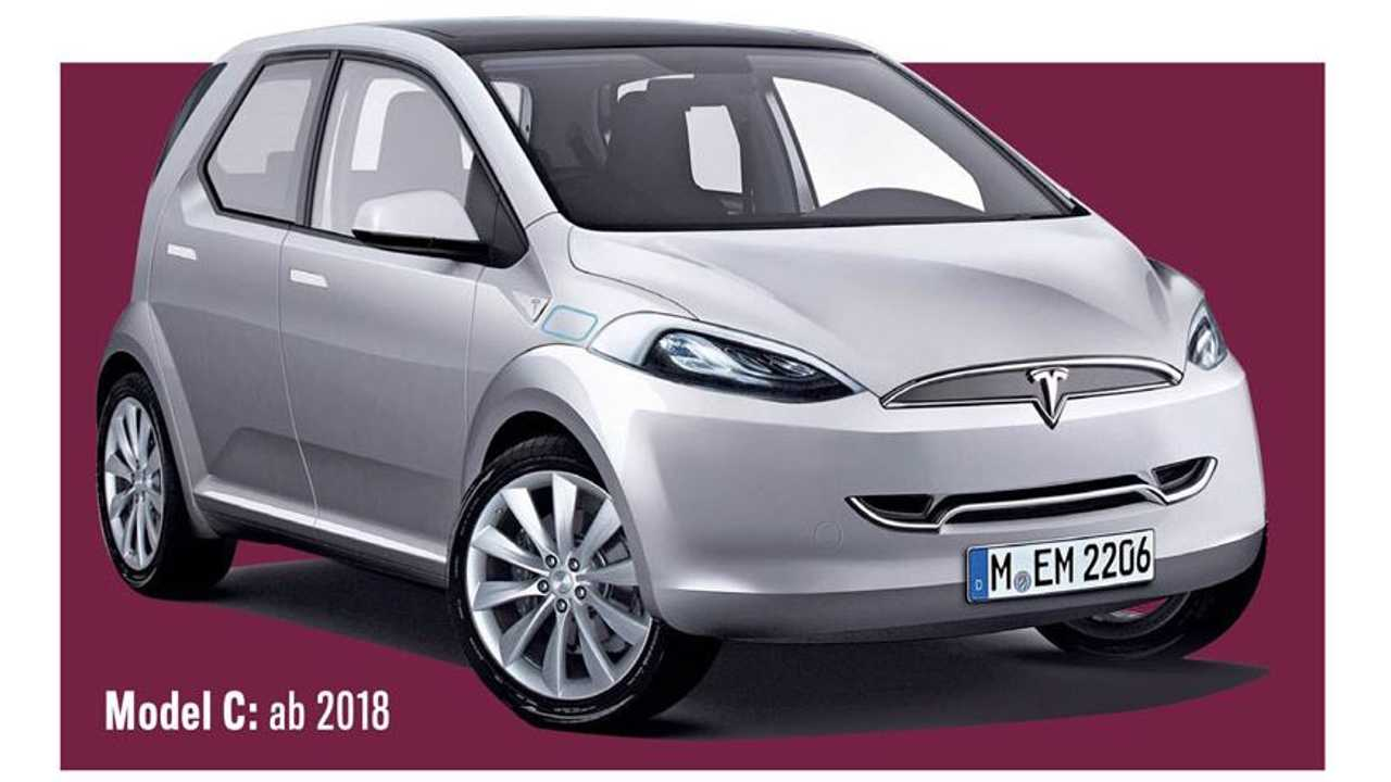 Subcompact Tesla Model C Coming In 2018?
