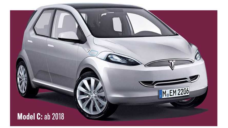 Subcompact Tesla Model C Coming In 2018?