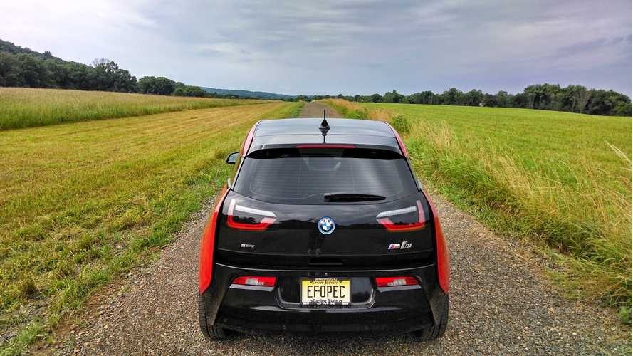 BMW i3 A Country EV?