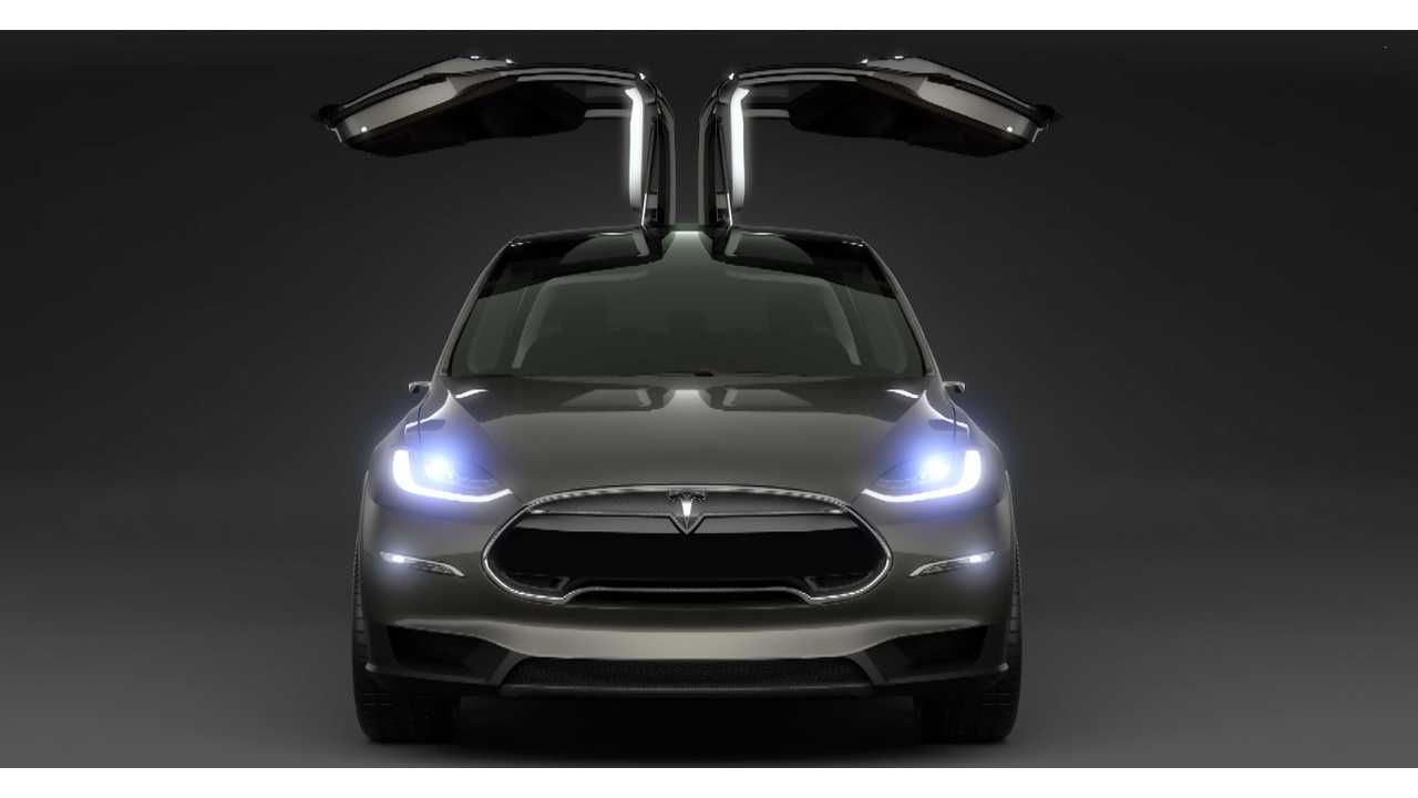 Tesla Model X Price? What's Your Guess?