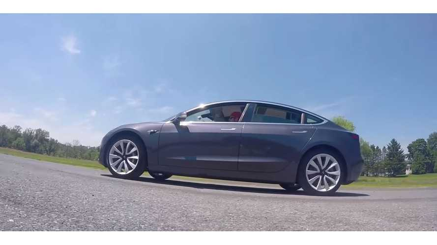 Regular Car Reviews' Rather Hilarious Tesla Model 3 Review