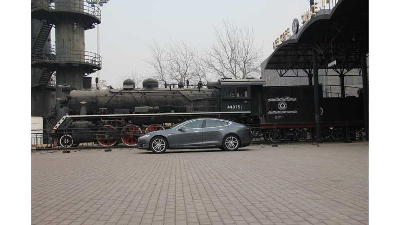 China's NextEV To Take Aim At Tesla