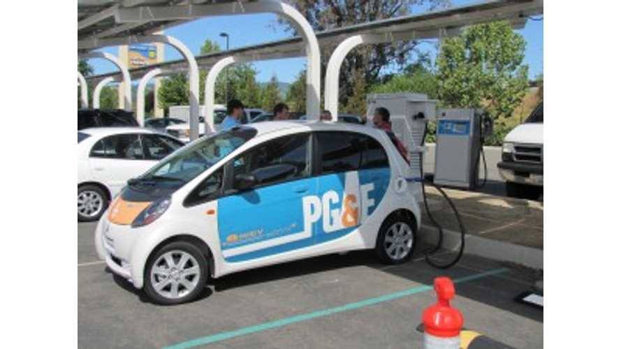 Consumer Watchdog Petitions California Utility Commission To Reject PG&E's Charging Station Build-Out Proposal