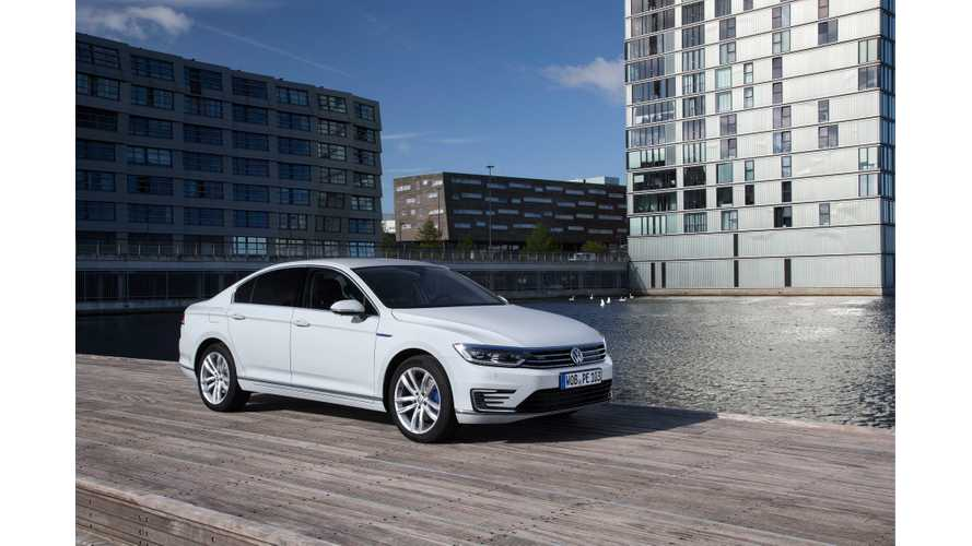 Volkswagen Passat GTE Featured In Fully Charged - Video