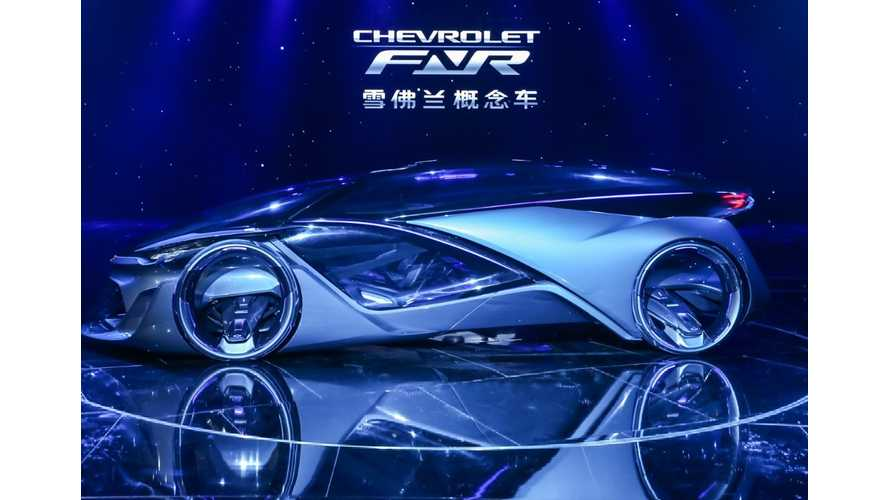 "Chevrolet ""Find New Roads"" Electric Concept Teased - Updated Pic/Info"