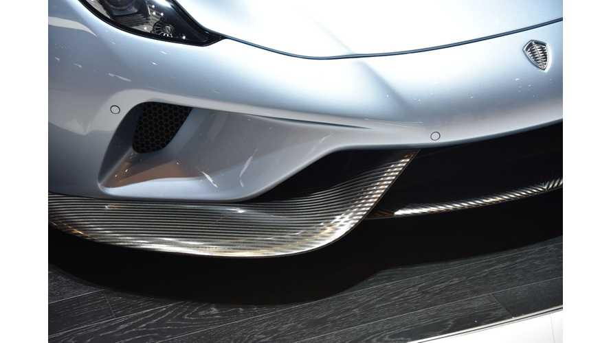 Koenigsegg Regera - Live Images + Videos From 2015 Geneva Motor Show
