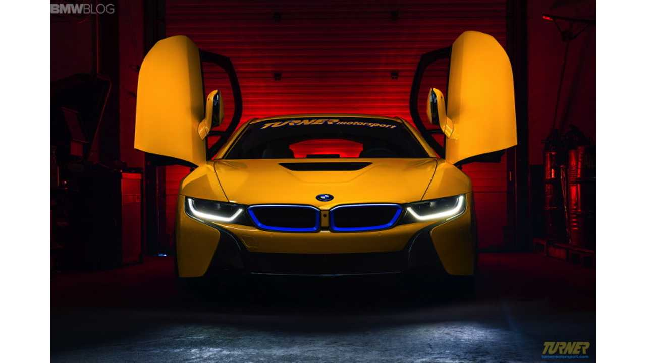 BMW i8 Project From Turner Motorsports