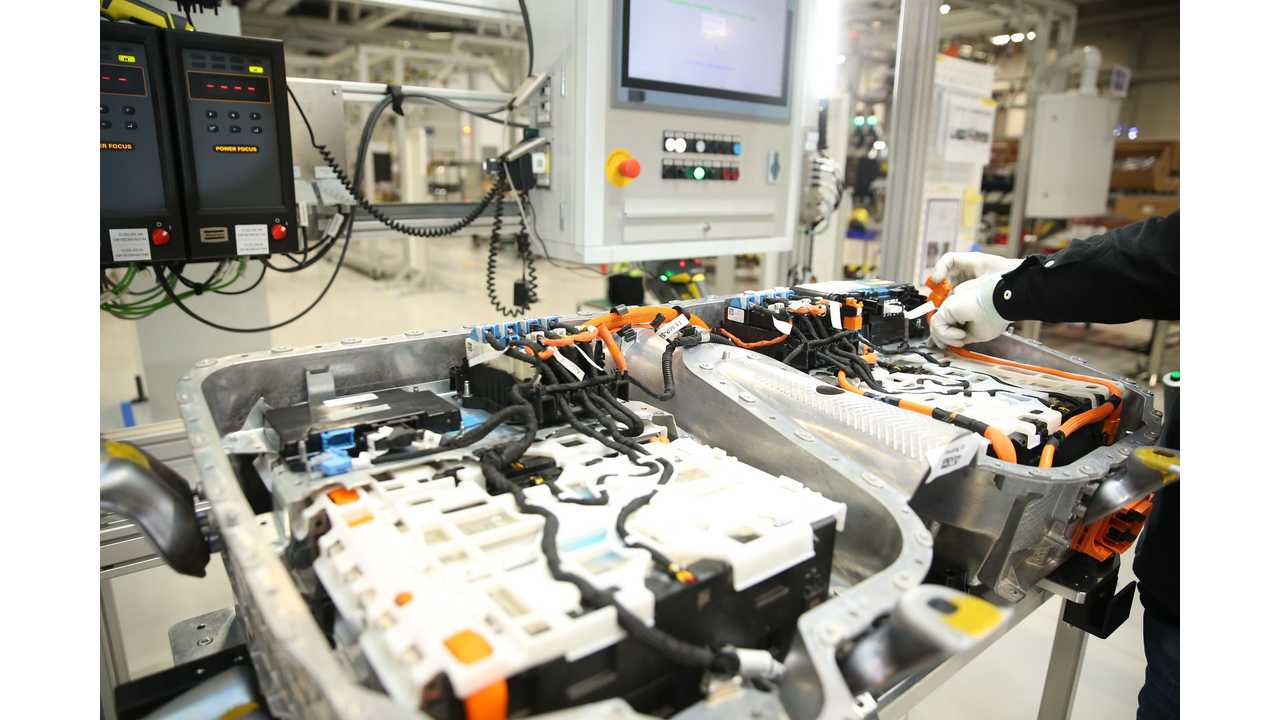 BMW To Start Manufacturing Electric Car Batteries In Thailand In 2019
