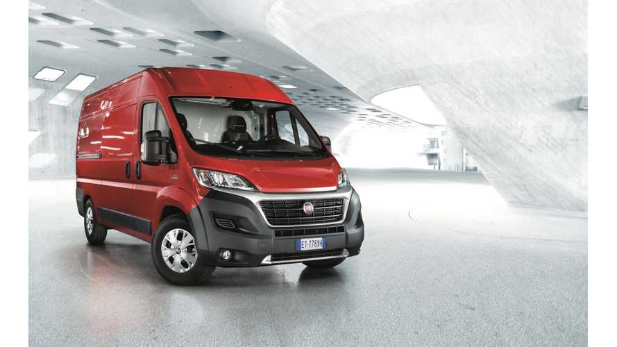 Did Fiat Develop A Ducato PHEV Using Chrysler Tech?