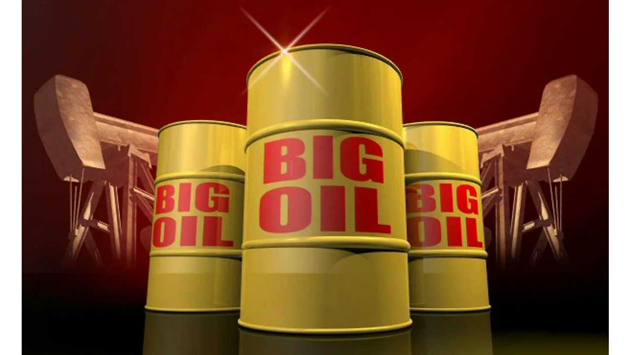 Big Oil Already Planning Ahead For Its Demise