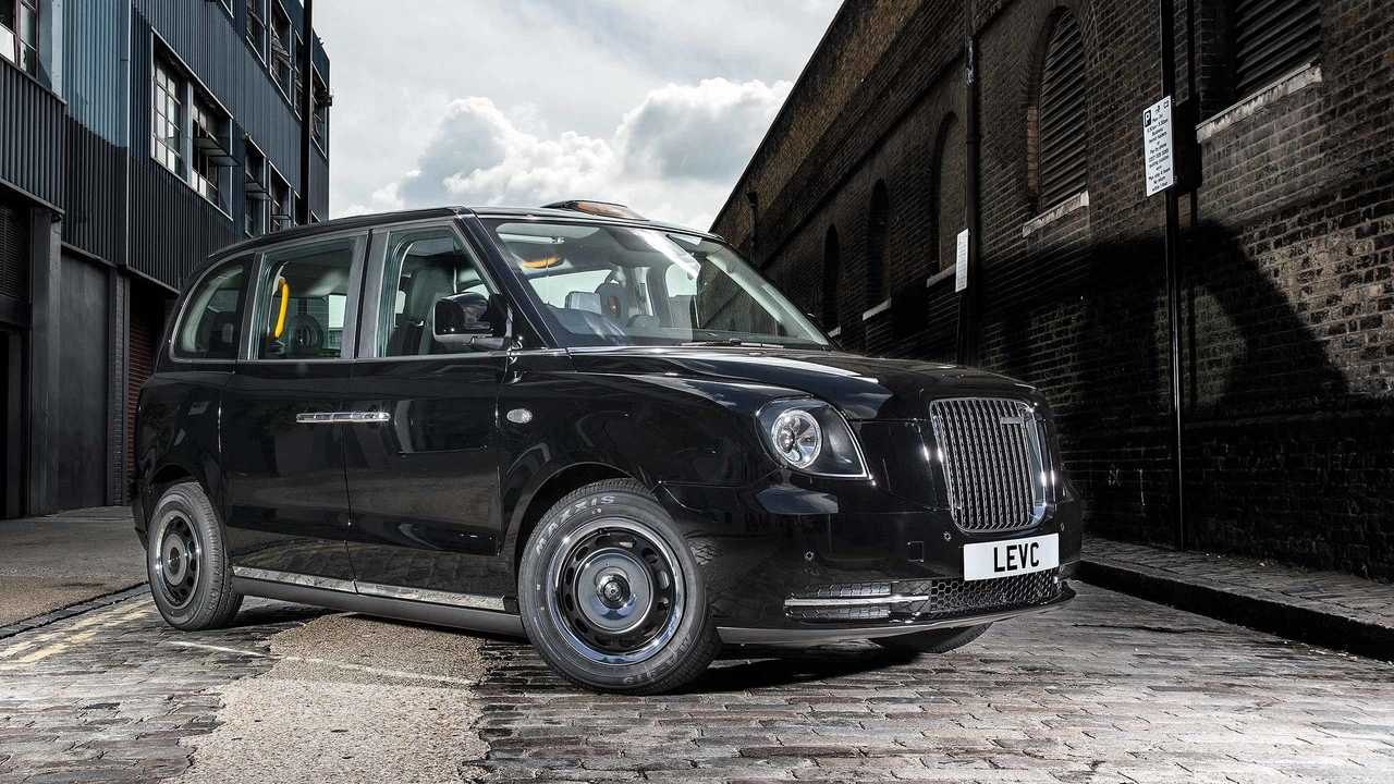 Range-Extended London Black Cab Priced From £55,599 ($73,600 USD) Ouch!