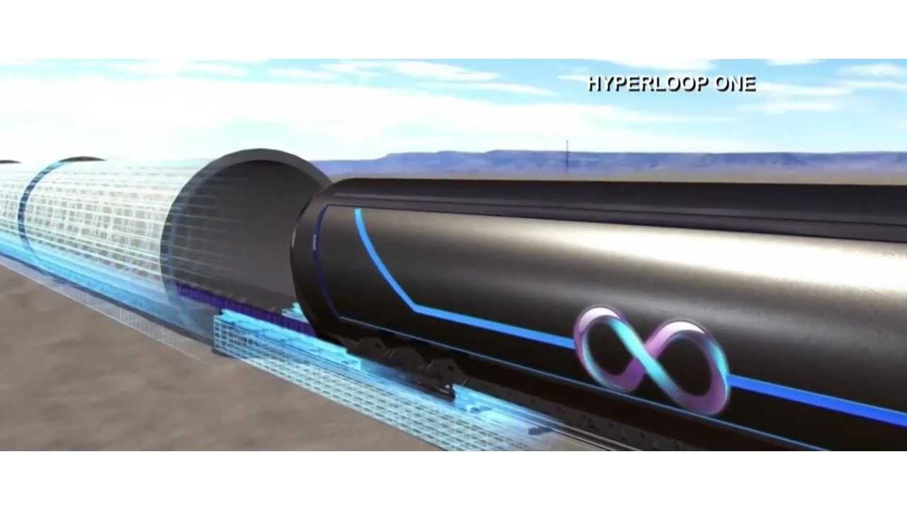 Musk Will Build His Own Hyperloop For New York To D.C. 29-Minute Transit