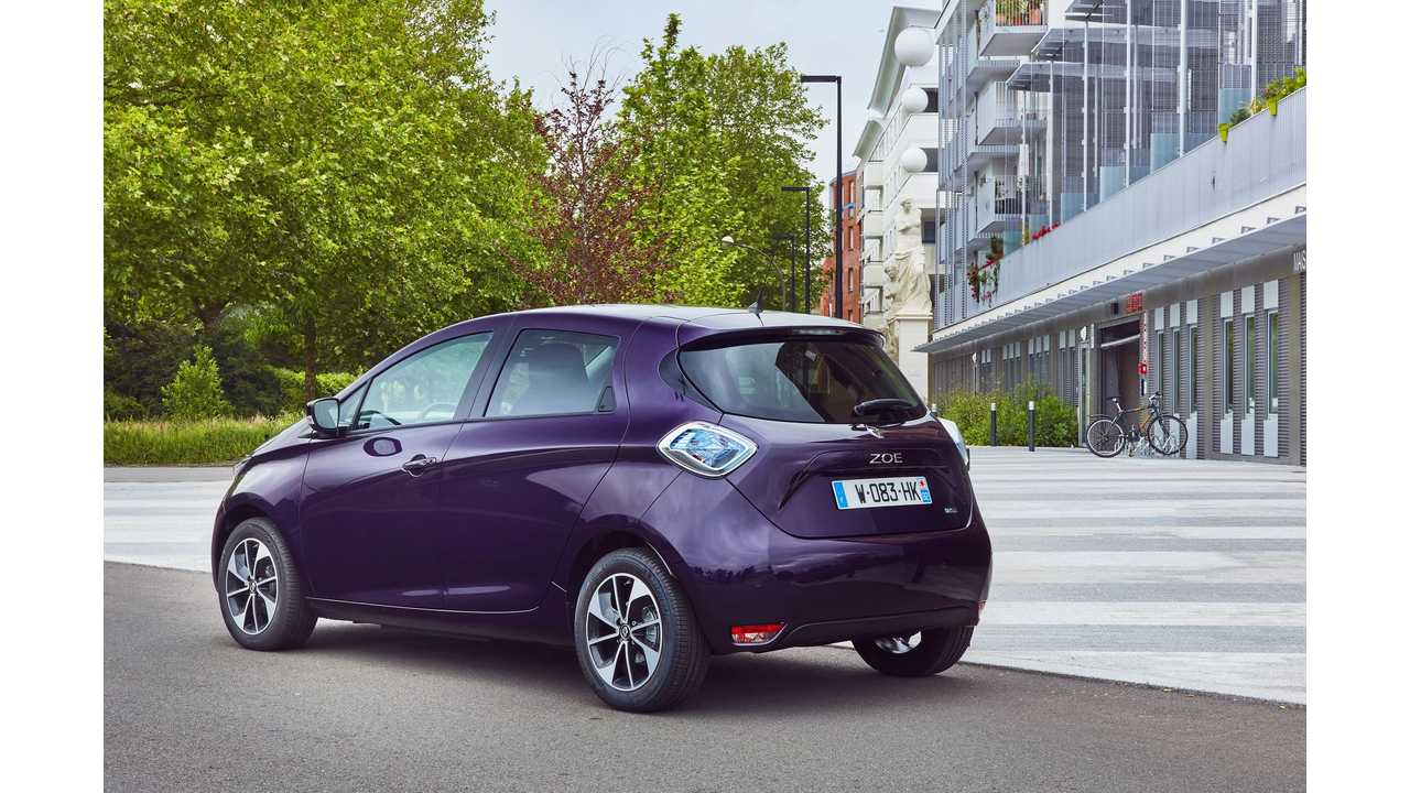 Plug-In Electric Car Sales In Europe Increased In November