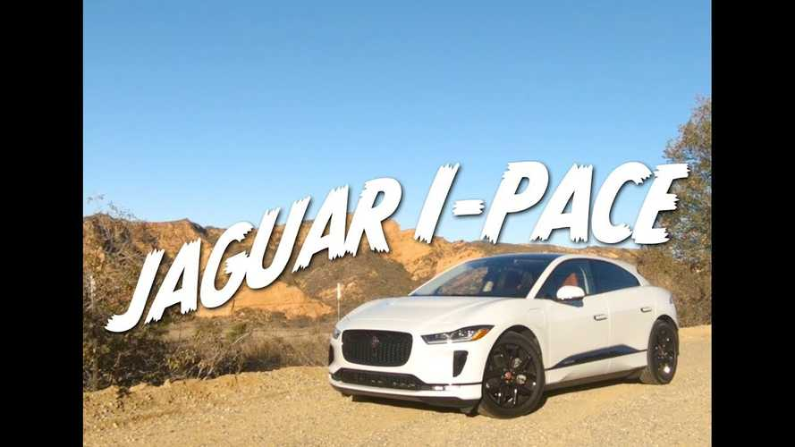 What Does The Hooniverse Think About The All-New Jaguar I-Pace?