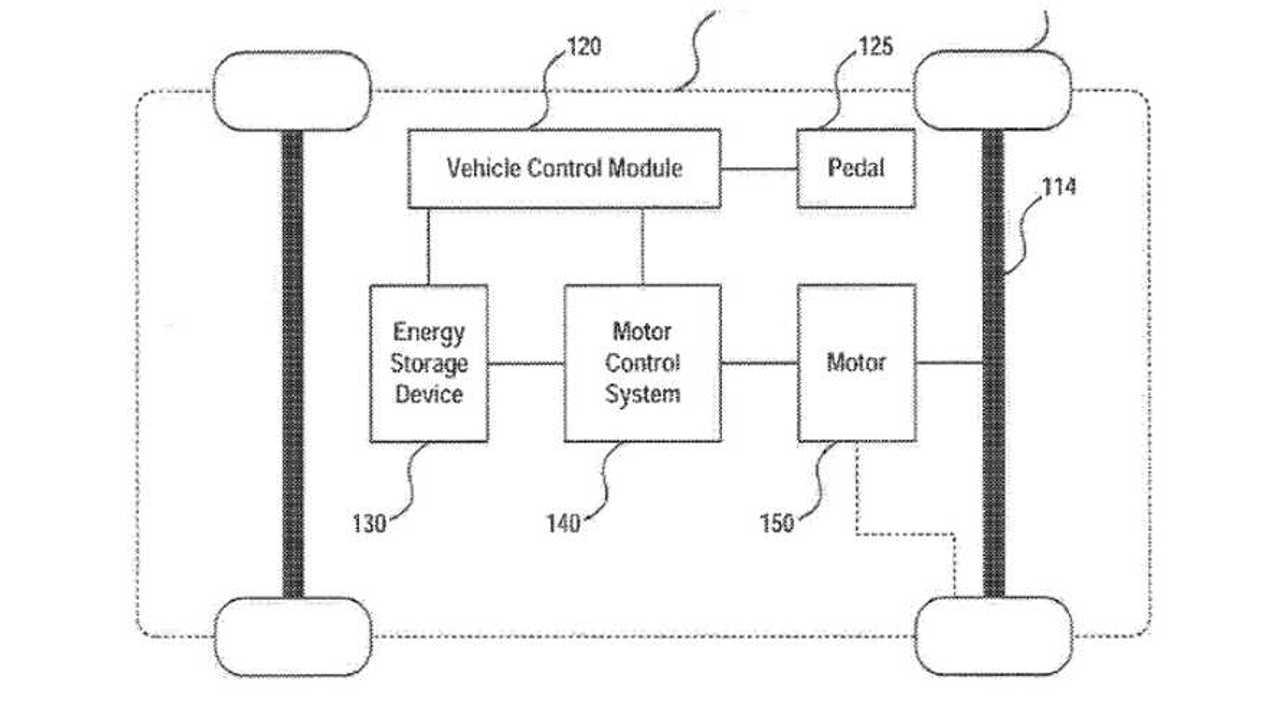 Faraday Future EV acceleration patent