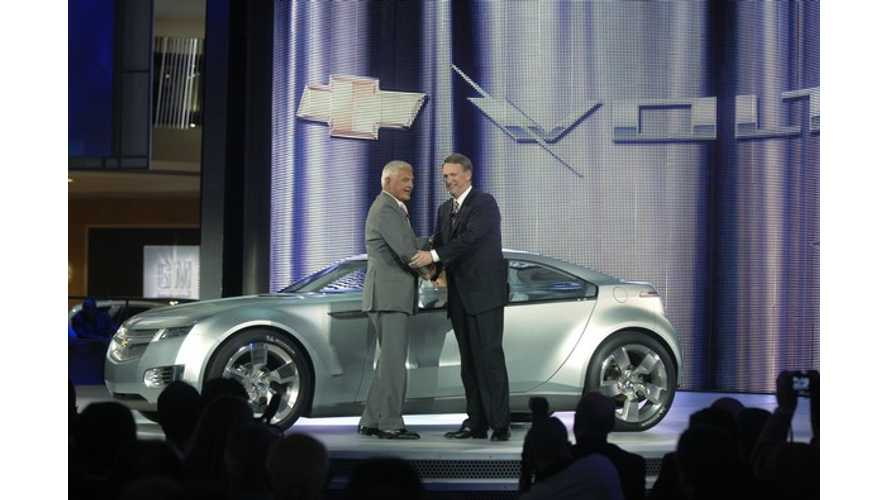 Bob Lutz On Fuel Cell Tech: